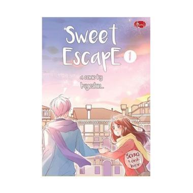 Haru Sweet Escape Volume 1 by Kiyoshi Buku Komik