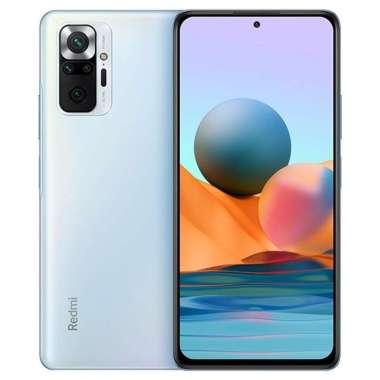 harga Xiaomi Redmi Note 10 Pro Smartphone [8GB/128GB] Glacier Blue Blibli.com