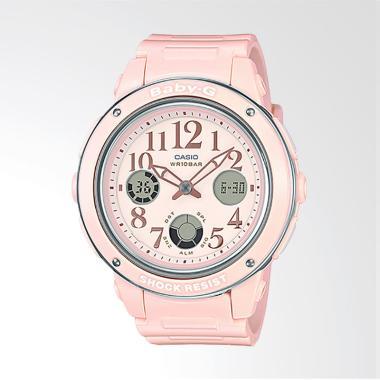 Casio Baby-G BGA-150EF-4BDR Water R ...  Jam Tangan Wanita - Pink