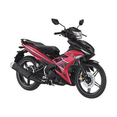 Yamaha Jupiter MX King 150 Sepeda Motor [VIN 2019/ OTR Sumatera Utara]