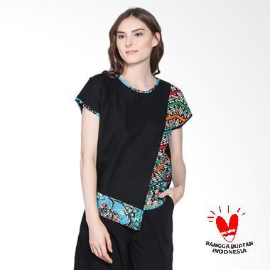 Batik Segoro Mas SM 074 #1 Jounjien T-Shirt Batik Wanita