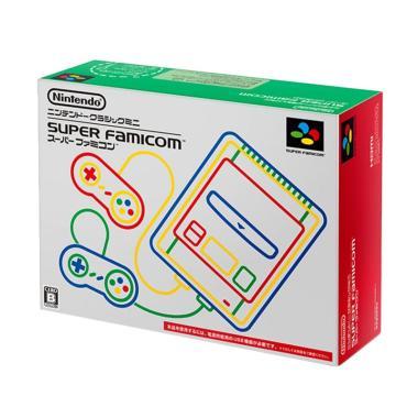 Nintendo Classic Mini Super Famicom Game Console