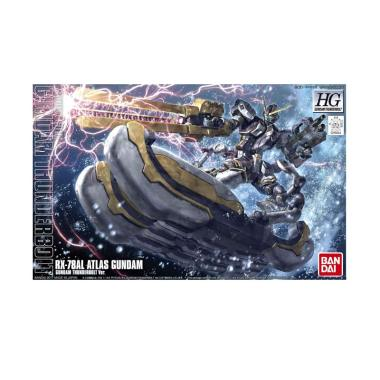 Bandai HG RX-78AL Atlas Gundam Model Kit
