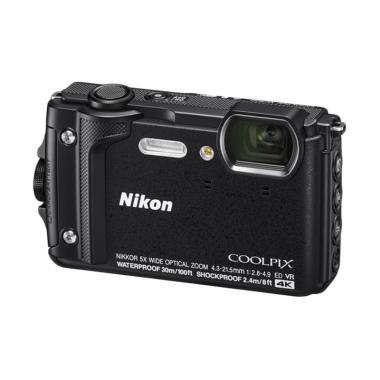 Nikon Coolpix W 300 Kamera Pocket - Black