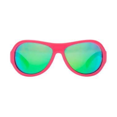 Shadez Junior Eyeglass 3-7 Years Designer Sunglasses | Leaf Print Pink