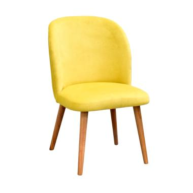 Livien Furniture Issabel Kursi - Yellow