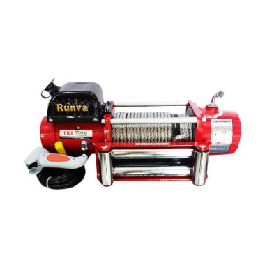 Runva Winch EWX-9500 Q��- Red Edition