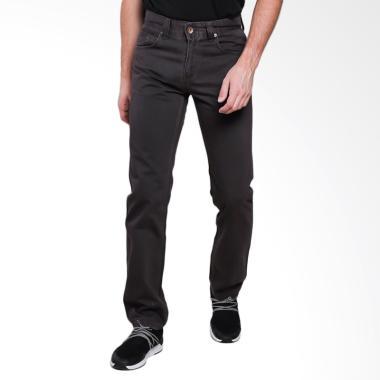 Lois Men Fashion Straight Denim Celana Panjang Pria - Forte [428 F]