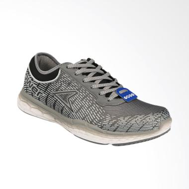 Power Xorise Genesis Sneaker Shoes - Grey Black [8282078]