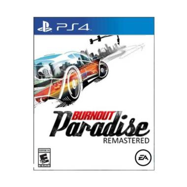 harga SONY PS4 Burnout Paradise Remastered DVD Game Blibli.com