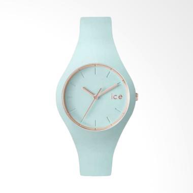 Ice Watch ICE.GL.AQ.U.S.14 Glam Pastel Jam Tangan Unisex - Aqua
