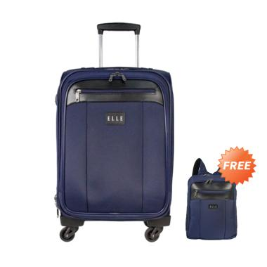 Elle 7206320-42 Tas Koper - Blue [2 ... e Backpack Unisex 14 Inch