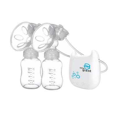 Little Giant Nano LG 6936 Double Electrical Breast Pump Pompa Asi
