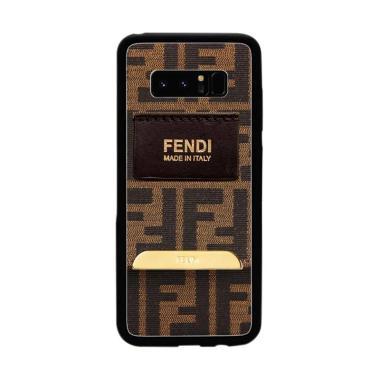 Acc Hp Fendi BAG W5234 Custom Casing for Samsung Note 8