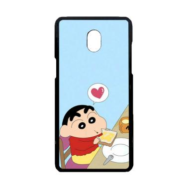 harga Bunnycase Sinchan Breakfast L0426 Custom Hardcase Casing for Samsung Galaxy J5 Pro or J5 2017 Blibli.com