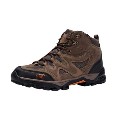 Snta Footwear Sepatu Gunung Pria - Brown Orange [491]