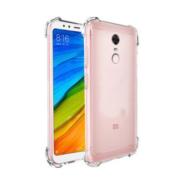 QCF Anti Crack Anti Shock Xiaomi Re ... edmi 5 Plus - Transparant