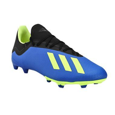 adidas X 18.3 Firm Ground Sepatu Sepakbola Pria ... 17e10a1fb9