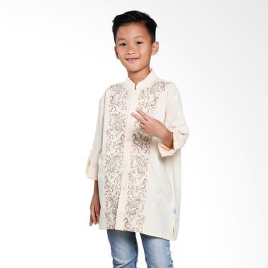 Versail Kids Bordir Ranting Junior Baju Koko Anak