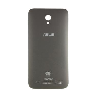 Asus Back Cover Back Door Tutup Bat ... / Zenfone 4C Black 907413