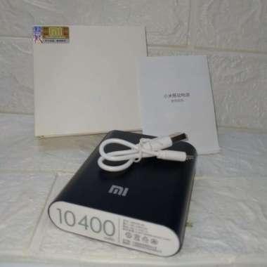 POWERBANK XIOAMI 10400 MAH ORIGINAL HITAM