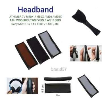 harga Jual Headband cover headphone ath m40x m50 m30 msr7 ws550is sony mdr 1R 1a Murah Blibli.com