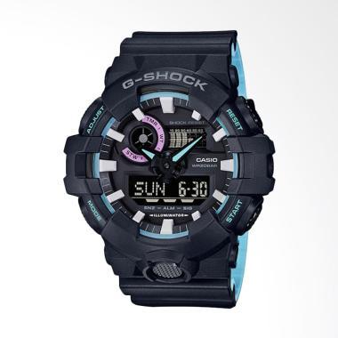 CASIO G-Shock Digital Analog Jam Tangan Pria [GA-700PC-1ADR/ Original]