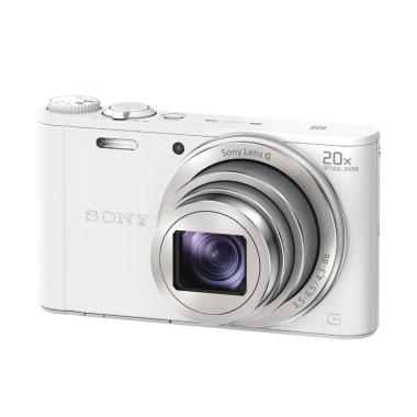 SONY WX350 dengan 20x Optikal Zoom Kamera Pocket DSC-WX350