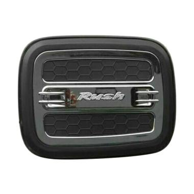 ICON Tank Cover for Toyota Rush - Hitam