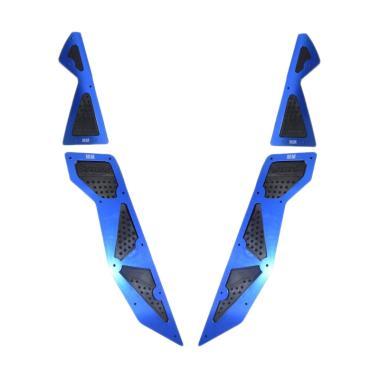 harga RajaMotor Karpet Motor Plat Yamaha Nmax - Biru - Aksesoris Motor - Variasi Motor - PROMO ONLINE Blue Blibli.com