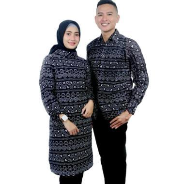 harga King Projo Motif Sarang Semut Batik Couple Blibli.com