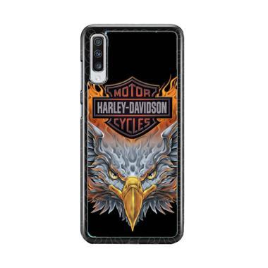 harga Acc Hp Motor Harley Davidson Eagle Logo P0370 Custome Casing for Samsung A70 Blibli.com