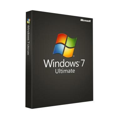 harga Microsoft Windows 7 Ultimate Software Lisensi [Original/ 32/ 64 bit] Blibli.com
