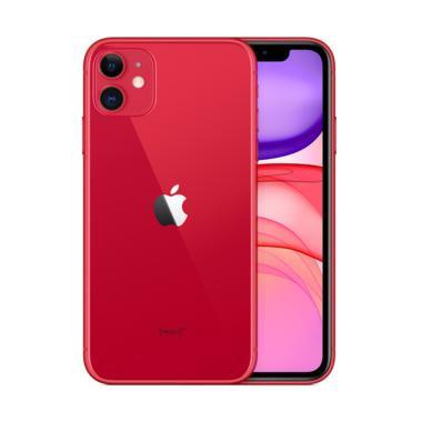 Apple iPhone 11 (Red, 128 GB)