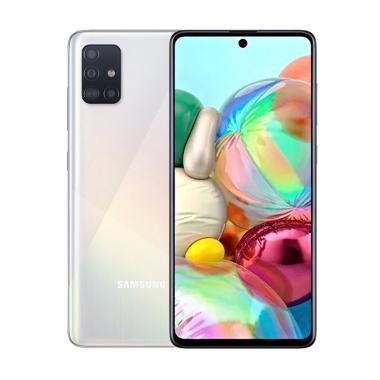 Samsung Galaxy A71 Smartphone [8GB/128GB] WHITE
