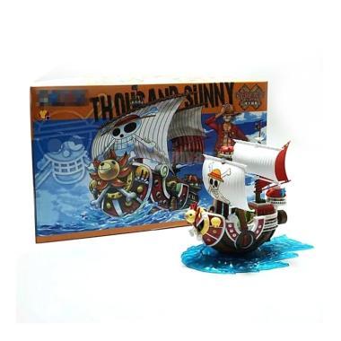 harga Indo Solution Kapal One Piece Thousand Sunny Kit Action Figure Blibli.com
