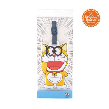 Doraemon Luggage Tag - Yellow