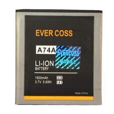 Evercoss A74A Battery - Hitam