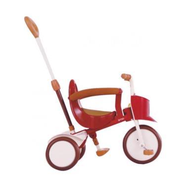 IIMO Tricycle 01 Sepeda Roda Tiga - Red