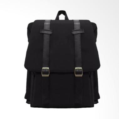 Tas Mania Korea M2M Backpack - Black