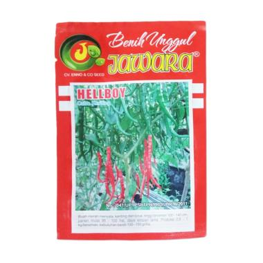 Jawara Benih Cabai Keriting - Merah [5 g]