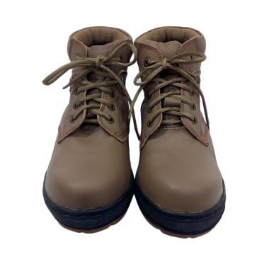 Kalong 015 Men Boots Shoes - Brown