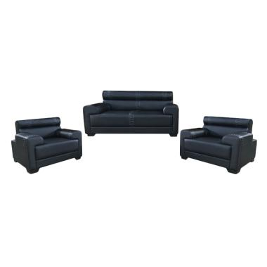 Malibu Bavaria 211 Seater Sofa - Hitam