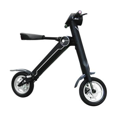 Selis K-Bike Sepeda Listrik - Black