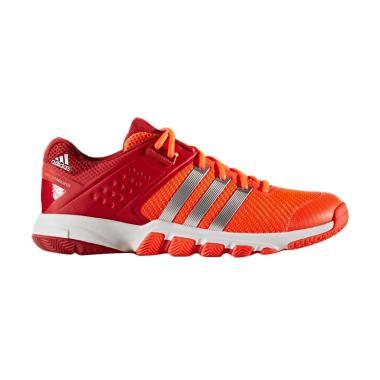 Adidas #Speedtakes Quickforce 7.1(AQ2376) Sepatu Badminton