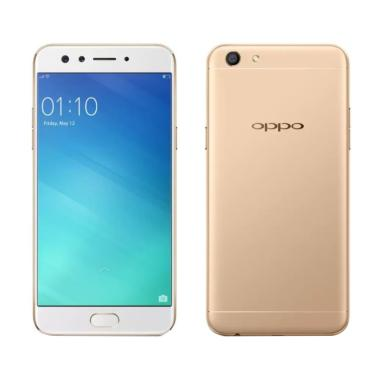 OPPO F3 Smartphone - Gold [64 GB/ 4 GB RAM]