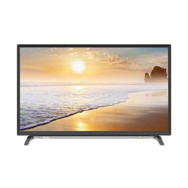 "Toshiba LED TV 32"" 32L1600 – Hitam - Khusus Jadetabek"