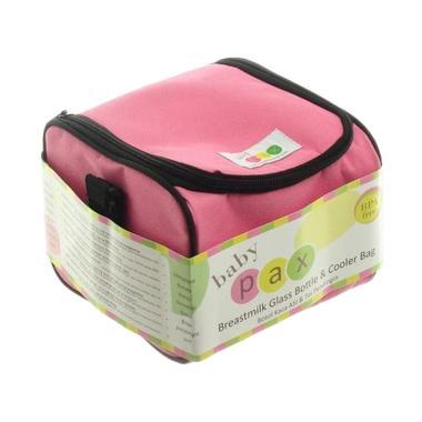 Baby Pax Paket Cooler Bag Tas Bayi Pink