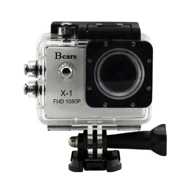Bcare B-Cam X-1 Action Camera - Silver [12 MP]