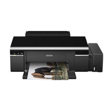 Epson L805 Printer - Black [A4/Photo/WiFi]